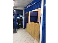 FRONT UNIT TO RENT- WEMBLEY HIGH ROAD - PRIME POSITION - BILLS INCLUDED - AVAILABLE NOW - HA0