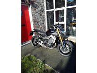 Yahama Motorbike
