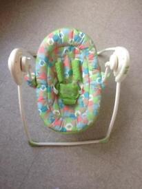 Baby weavers swing chair