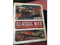 Classic model kits book by Arthur Ward