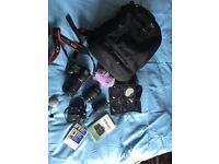 Canon 60d Digital Camera & Kit