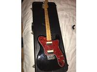 Tele Deluxe Style Project Guitar