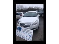 2011 Vauxhall insignia parts breaking bcg white