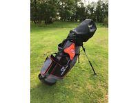 US Kids Golf Junior Clubs Orange 51 inch Ultralight LEFT HANDED