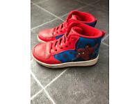 Spider-Man trainers infant 10