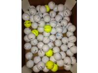 Srixon gol balls