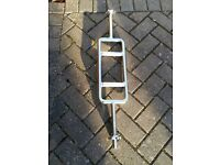 SOLID CHROME TRICEP WEIGHTS BAR