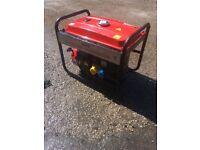 Petrol generator 4 stroke goid working condition
