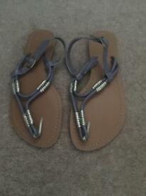 *New* New Look Sandals Size 3