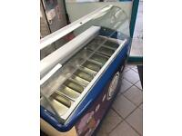 Ice Cream Counter for sale 7 sections £125