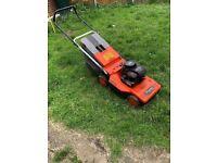 Petrol lawnmower working order £45 collect from Bracebridge Heath ln4