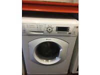 Hotpoint ultima 7kg new model timer display strong efficient and relaible washer dryer for sale