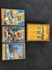JCB DVD Collection