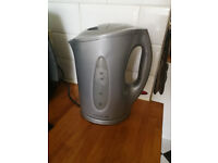 Silver Cookworks Kettle for sale. Used but in full working order
