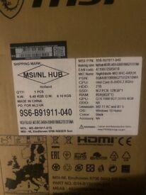 msi nightblade mi3 gtx 1060 6gb i5 8400