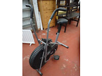 Exercise Bike - Cross Trainer - BC 5000 Body Sculpture Air Resistance