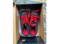 Heeleys, worn once size 13