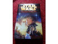 Star Wars Children on the Jedi novel