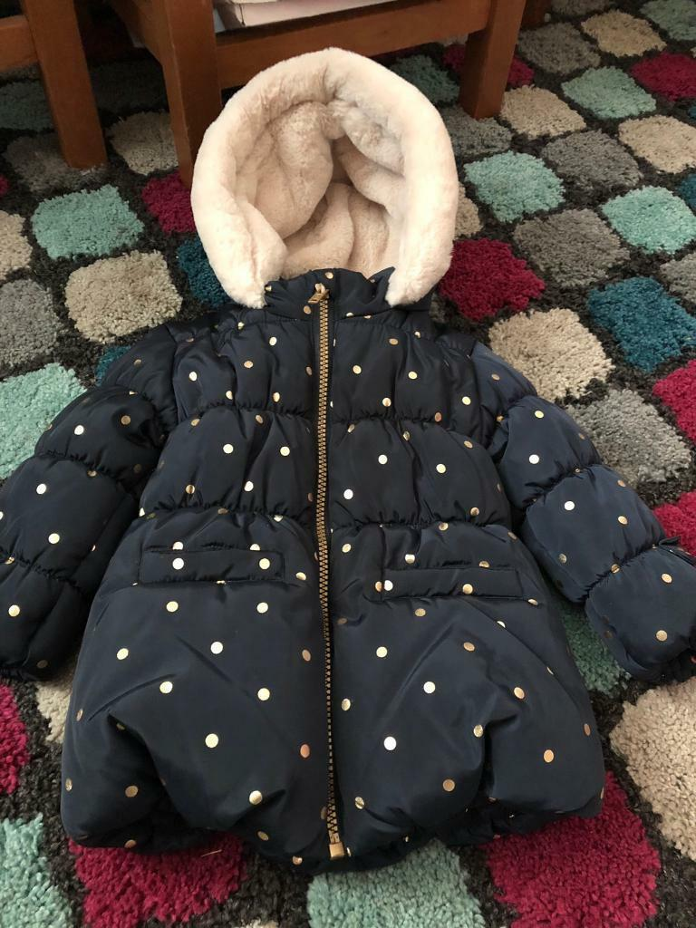 cf4fa028a2b0 9-12 month girl coat
