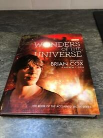 Brian Cox Wonders of the Universe Book