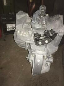 Vauxhall astra zafira vxr z20leh m32 gearbox