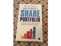 How to Build a Share Portfolio: A Practical Guide... by Hobson, Rodney Paperback