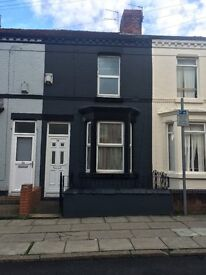 3 bedroom mid terraced house available soon- August Road- L6 - DSS ACCEPTED