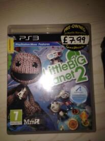Little Big Planet 2 (PS3) ONLY £3.00 !!!