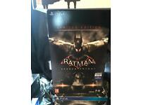 Batman Arkhangelsk Knight PS4 collectors edition new sealed