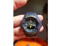 Gshock for swaps