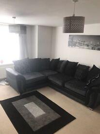 DFS Corner Couch - 6 MONTHS OLD