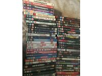 over 300 dvds