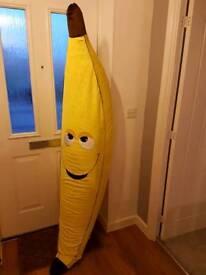 Inflatable banana