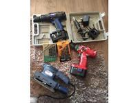 Tool job lot £20