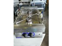 BONNET 2 burners cooker commercial heavy duty table top cooker NAT GAS