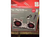 Plug play dj kit