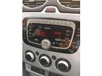 Ford Focus Sony headunit