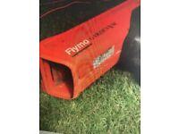 flymo leaf blower / hoover