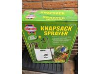 Faithful tools 16l napsack sprayer brand new