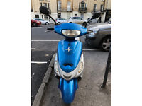 Scooter 50cc - Pulse sport model moped/scooter