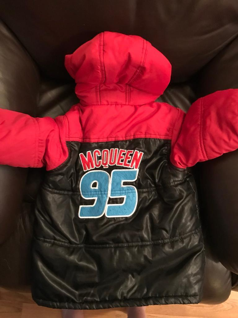 Lightening McQueen coat