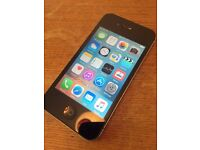 Apple iPhone 4s Black 16gb Smartphone