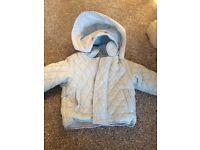 Pale Blue I Do Boys Jacket