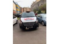 Mercedes Vito Taxi for rent