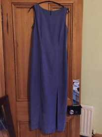 Monsoon maxi dress size 12