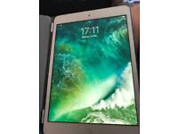 iPad mini 2 64gb and unlocked to all networks