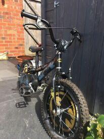Children's Batman bike