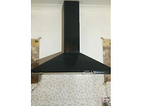 Oven hood from Diplomat cooker