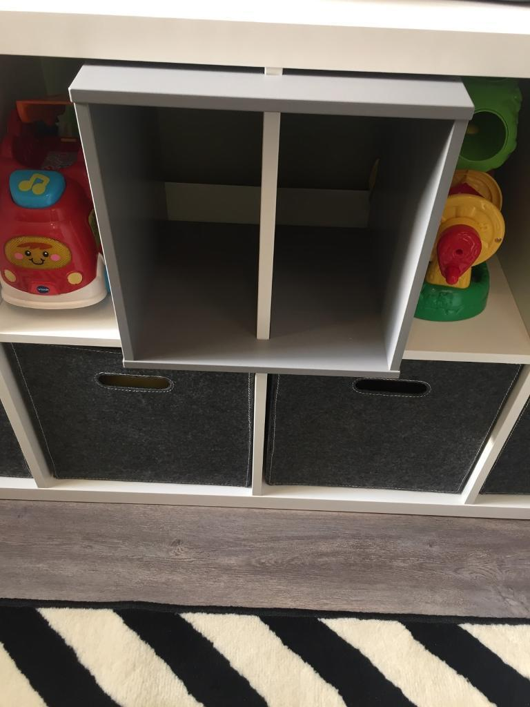 Kallax Shelf Divider Ikea In Exmouth Devon Gumtree