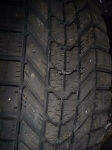 4 pneus d'hiver 185/65/14 Firestone WinterForce